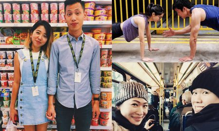 Singaporean Couples That Work Together