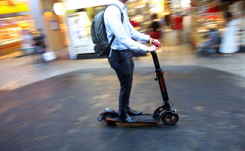 E-scooter ban Singapore